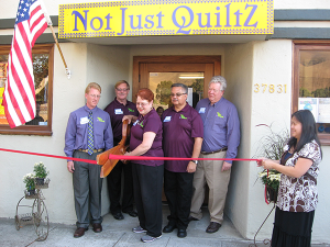 sept 2014 ribbon cutting 1