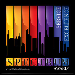 The Spectrum Award For Excellence In Customer Service