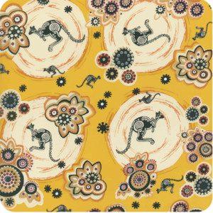 Kangaroo-2-Yellow-by-Samantha-james
