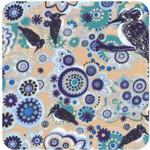 Kookaburra-Blue