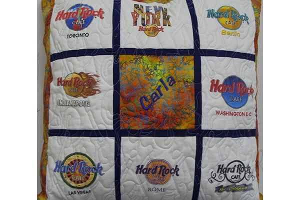 Hard Rock Pillow b