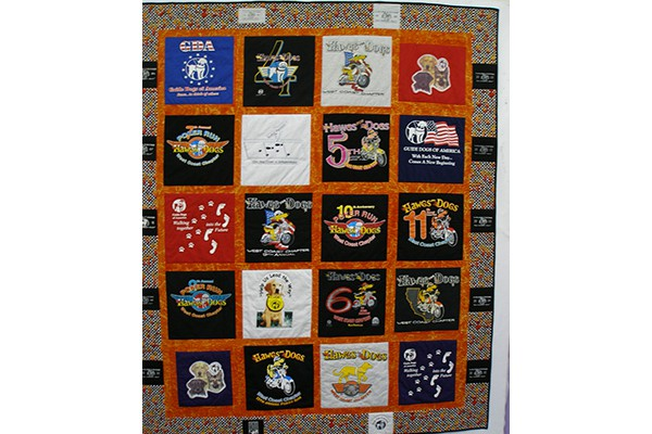 Hogs for Dogs donation quilt b