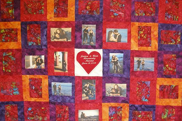 Wedding quilt b